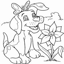 Schattige Dieren Kleurplaat Beste Van Puppy Kleurplaten Eenvoudig
