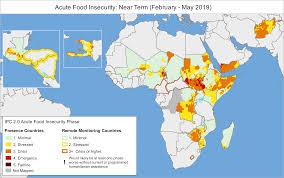 Global Food Security Classification February 2019