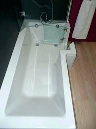 safe step walk in tub. Safestep Walk In Tubs With Shower Tub Combo Right Hand L Safe Step E