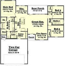 1900 sq ft house plans sq ft ranch house plans fresh square foot house plans unique