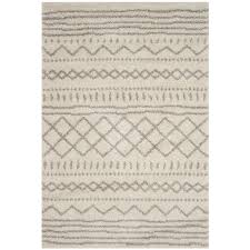 safavieh arizona sedona ivory beige indoor southwestern area rug common 5 x