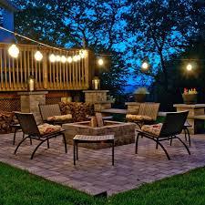 outdoor light strands patio bulb string lights patio lights string