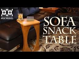 sofa snack table great for your living