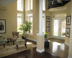 white double front door. Amazing Home With Double Front Doors : Stunning Contemporary Living Room Chic Decor And Design White Door H