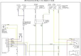 nissan xterra a c pressure switch not work here are the diagrams for the a c circuit