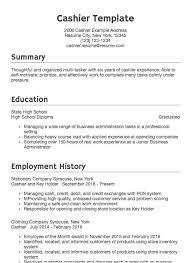 Free Example Resume Templates Resume Template Examples Resume Samples 125 Free Example