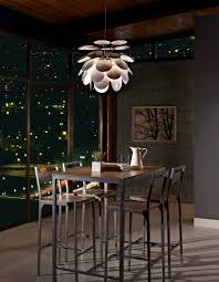 Recessed Lighting Over Dining Room Table How To Choose A Chandelier Lightology