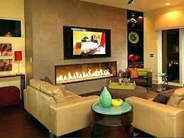hanging a flat screen tv over a gas fireplace hanging above gas fireplace over fireplace mounting