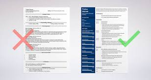 Activities Resume Format Simple Data Scientist Resume Sample And Complete Guide [48 Examples]