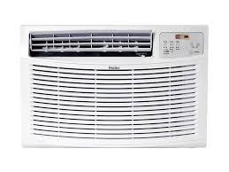haier window air conditioner. haier esa415k 14,500 cooling capacity (btu) window air conditioner