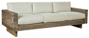 contemporary wood sofa. Interesting Wood Amazing Wooden Couch 60 In Contemporary Sofa Inspiration With Throughout Wood O