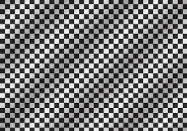 Chequered Pattern Enchanting Vector Checkerboard Pattern With Shadow Download Free Vector Art