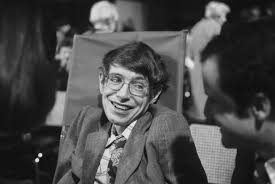 「Stephen Hawking, Who Examined the Universe and Explained Black Holes, Dies at 76」の画像検索結果