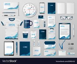 Design Corporate Corporate Branding Identity Template Design