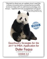 duke fuqua mba essay questions analysis tips s strategies for the 2017 duke mba application