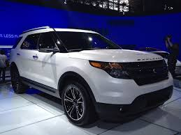 suv 2016 ford explorer sport with 3rd row seating