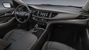 buick encore black interior. 2018 buick enclave in dark galvanized perforated leather interior with ebony accents hke encore black