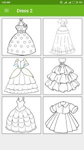 Coba aplikasi desain baju ini agar. Mewarnai Gaun Putri Cantik For Android Apk Download