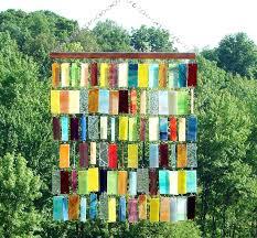 stained glass wind chime stained glass wind chimes patterns best stained glass wind chimes images on