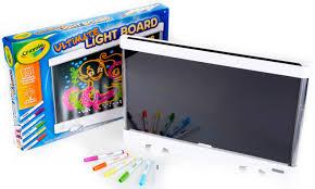 Walmart Light Pad Crayola Ultimate Light Board Drawing Tablet Gift For Kids Ages 6 Walmart Com