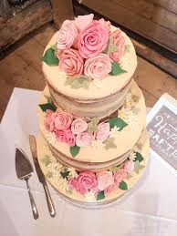 How To Make A Semi Naked Wedding Cake Recipes Made Easy