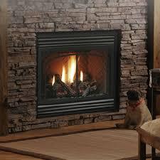 kingsman hb3624 zero clearance direct vent gas fireplace
