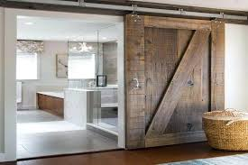 rustic interior barn doors for are here to stay realty times door bathroom rustic interior barn door