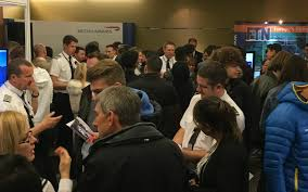 live careers pilot careers live london welcomes record numbers of aspiring pilots