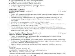 Sample Pharmacist Cover Letter Pharmacist Resume Sample 4 Cover ...