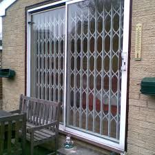 security grilles sliding security