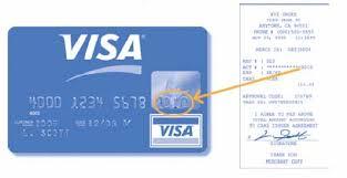 Pci Dss Card Present Signature