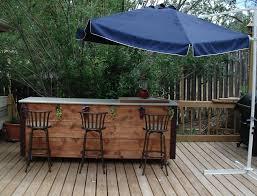 building outdoor bar ideas