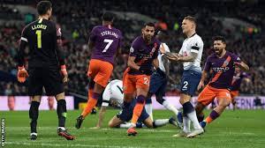 Manchester city vs tottenham hotspur. Ucl Tottenham Face Man City As Man United Take On Barcelona Citi Sports Online