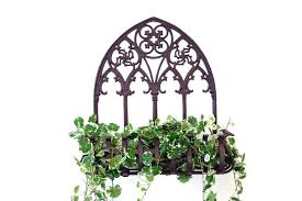 metal plant holders for walls glamorous outdoor wall planters wrought iron wall planters outdoor