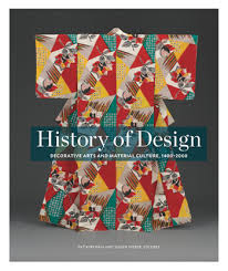 History Of Design Decorative Arts And Material Culture 1400 2000 New Book History of Design 100100 Enfilade 2
