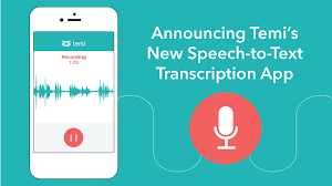 Announcing Temis New Speech To Text Transcription App