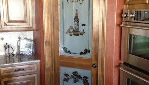 Sliding pantry doors kitchen