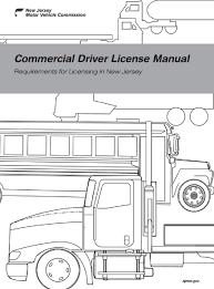 mercial driver license manual