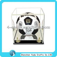 Football Display Stands Fascinating Clear Acrylic Football Display Stands Display Box For Football Buy