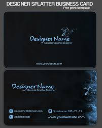 40 Best Free Business Card Templates In Psd File Format Clean