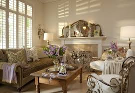 Fascinating Shabby Chic Living Rooms Ideas