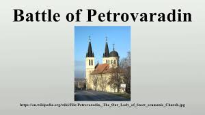 「Battle of Petrovaradin」の画像検索結果