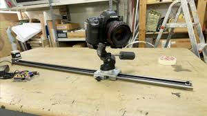 build an advanced diy motion control slider for timelapse and stop motion animation