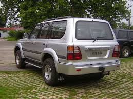 All About Automobiles: Land Cruiser made in China
