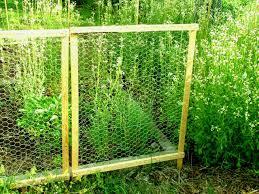 chicken wire fence ideas. Framed Chicken Wire Fencing Fence Ideas Special Chicken Wire Fence Ideas A