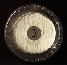 """<b>Full Moon Planet</b> Gong - 24""""   Acutonics®"""