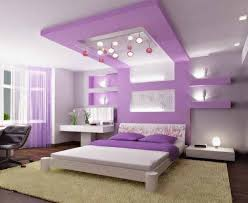 Creativity Interior Design Bedroom Purple Teen Wall Room Ideas For Your With Beautiful