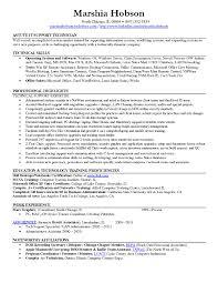 It Support Specialist Resume Sidemcicek Com