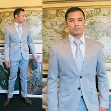 louis vuitton earrings mens. john-pierre c. - zara silver suit, louis vuitton tie, express men white shirt, guess? gray fedora, fratelli pietrini burgundy shoes, earrings mens