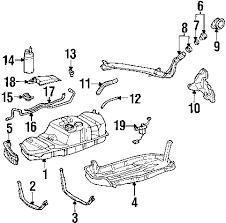 parts com® toyota gage assy fuel send partnumber 8332034041 2003 toyota sequoia sr5 v8 4 7 liter gas senders